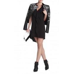 BCBG платье с открытой спиной