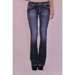 Miss Me - Bootcut (буткат) джинсы